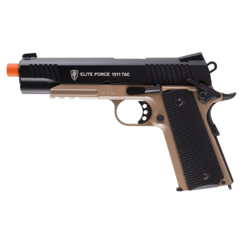 Umarex Elite Force 1911 Tac Co2 - Black-Tan