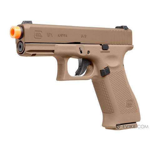 Umarex GLOCK G19X Green Gas Blowback