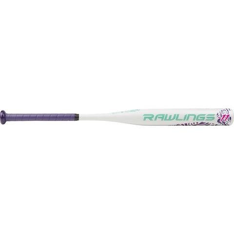 Rawlings Ombre Fast Pitch Alloy Softball Bat -11 in oz