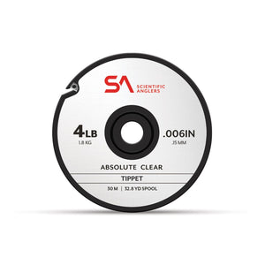 Scientific Anglers Absolute Tippet 30M Clear