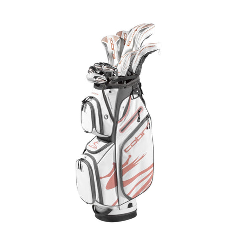 Cobra FMAX Airspeed Ladies Golf Set Graphite RH