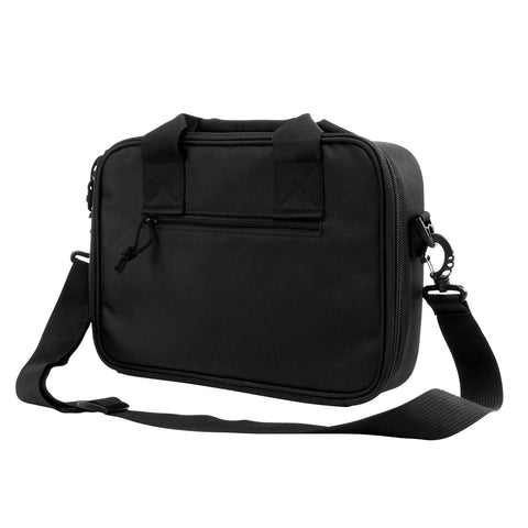 Vism Double Pistol Range Bag-Black