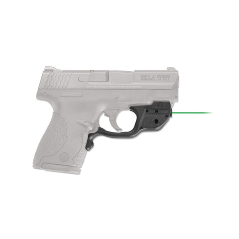 Crimson Trace LG-489G Green Laserguard for Smith and Wesson