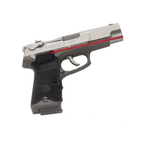 Crimson Trace Ruger Lasergrips for P-Series Red Laser