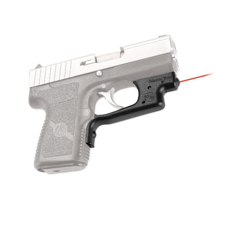 Crimson Trace Kahr Arms Laserguards for 9mm and .40 Caliber Red Laser