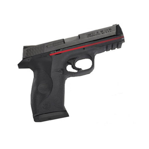 Crimson Trace S and W Lasergrips for MP Red Laser
