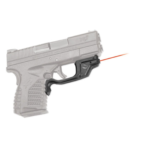 Crimson Trace Springfield Armory Laserguards XD-S Red Laser