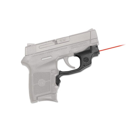 Crimson Trace Smith and Wesson Laserguards BG .380 Red Laser