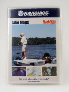Navionics Hot Maps Plat North MSD MMPT-N6