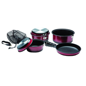 Texsport 7 pc Kangaroo Cook Set 13446