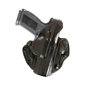DeSantis RH Black Thumb Break Scabbard Holster-Ruger LC9