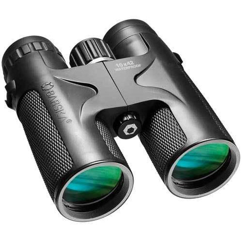 Image of Barska WP Blackhawk Green Lens Binoculars
