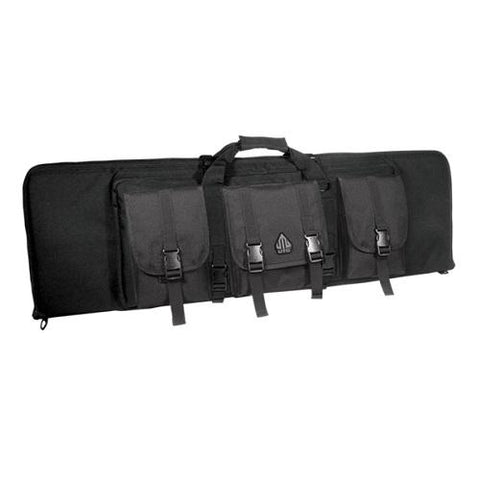 UTG Combat Operation 42in RC Series Gun Case-Black
