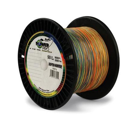 Power Pro Depth-Hunter Metered Line 3000 Yard