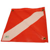 VINYL DIVERS FLAG S-STF 12X15in 4671