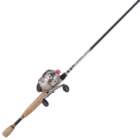 Zebco 33 Max Gold 6Ft 6In 2-Pc MH Spincast Combo