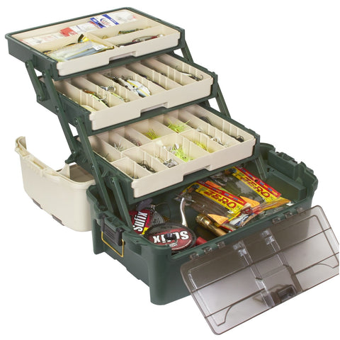 Plano Tackle Systems Hybrid Hip 3 Tray Box