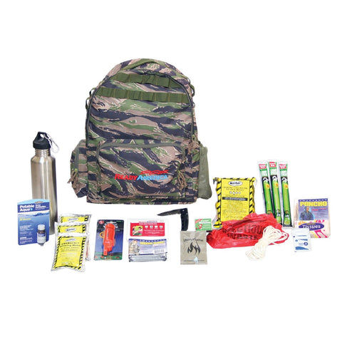 Ready America Outdoor Survival Kit 1-Person