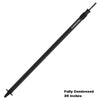 Camcon Twist Lock Extending Shelter Pole - Black