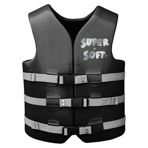 Image of TRC Recreation Adult Super Soft USCG Vest XS - Yellow