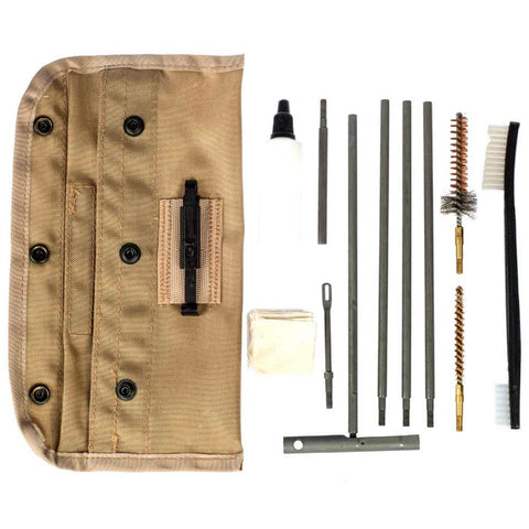 Tac Shield Universal GI Field 13 Piece Cleaning Kit