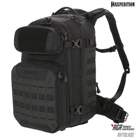 Image of Maxpedition RIFTBLADE CCW-Enabled Backpack Black