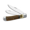 Roper Laredo Stag Trapper 3.2 in Blade Stag-Wood Handle