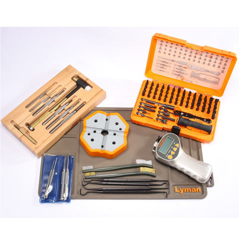 Lyman Master Gunsmith All-in -One Professional Tool Set