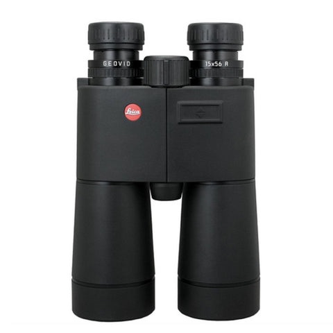 Leica 15x56 Geovid-R - Yards With EHR