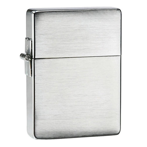 Zippo Brushed Chrome 1935 Replica Original Lighter