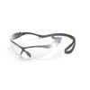 Pyramex PMXTREME Glasses Black Frame LED Temples-Clear Lens