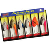 Mepps Alaska Bonanza Kit - Plain Single Hook Lure Assortment