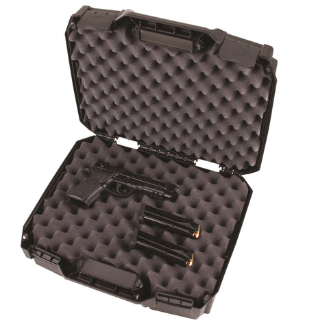 Flambeau Tactical Series Double Deep Pistol Case - Black