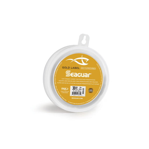 Seaguar Gold Label 25 15GL25 Flourocarbon Leader