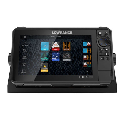 Lowrance HDS-9 Live C-MAP Insight Active Imaging 3-N-1