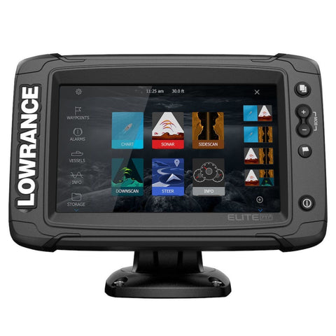 Lowrance Elite-7 Ti2 C-MAP US Inland without Transducer