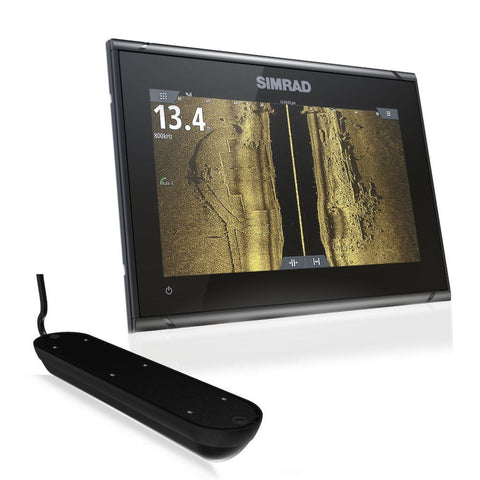 Simrad Go-9 XSE Active Imaging 3-N-1 C-Map Pro