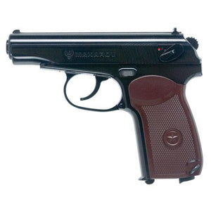 Umarex Makarov .177 BB Gun Black Brown
