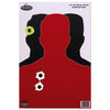 Birchwood Casey Dirty Bird Hostage 12x18 Target 8PK