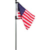 SeaSense Flag Pole W-Us Flag Telescoping