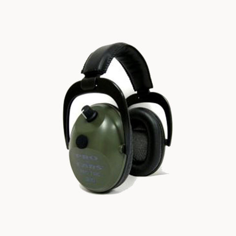 Pro Ears Pro Tac SC Ear Muffs Black GS-PTS-L-B