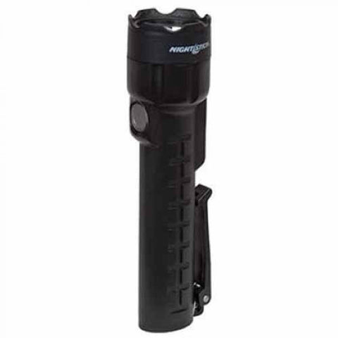 Nightstick Dual Light Flashlight Black
