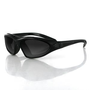 Bobster RoadMaster Conv Sunglasses Blk Frame PhotoC Lens