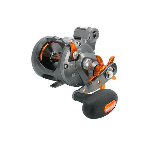 Okuma Cold Water Linecounter Reel  2+1BB 4.2:1 20lb 420yd RH