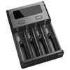 NITECORE Intellicharger i4 Charger Black