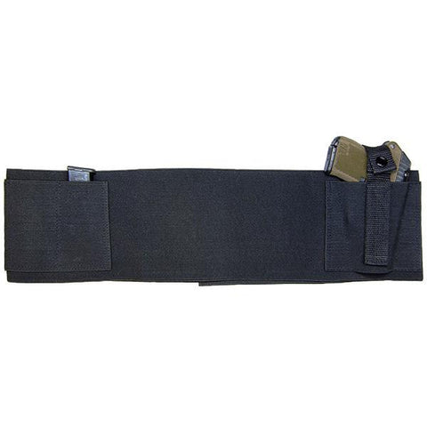 PS Products Concealed Carry Belly Band Black Size 28 to 34in