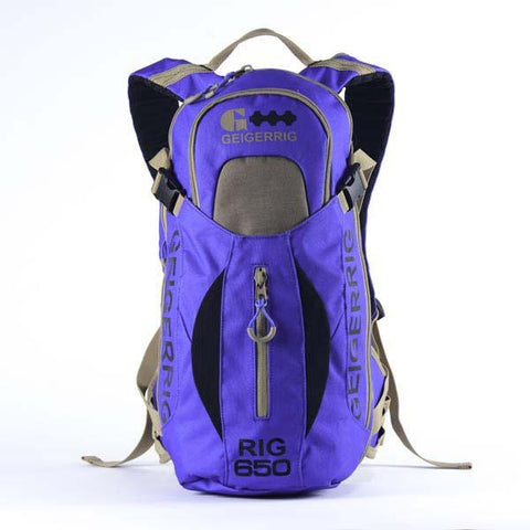 Image of Geigerrig Rig 650 Hydration System Cadet Blue-Tan