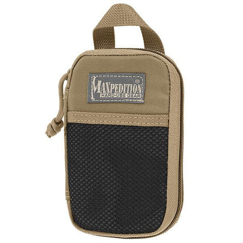 Image of Maxpedition Micro Pocket Organizer Black