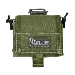 Maxpedition Mega Rollypoly Folding Dump Pouch OD