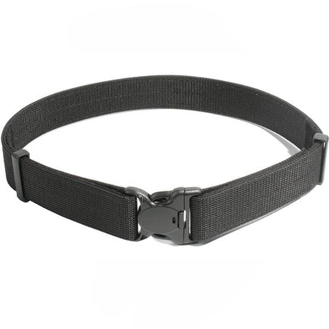 Blackhawk 2 Inch Web Duty Belt Black Size 32-36